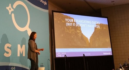 SMX East 2016 Day 3 – Mobile PPC, Retargeting & Remarketing, Conversion Rates & Metrics