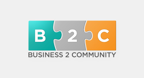 Business 2 Community: The Future of Marketing