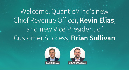 QuanticMind Expands Executive Team with Two Strategic Hires to Support Enterprise Market Growth