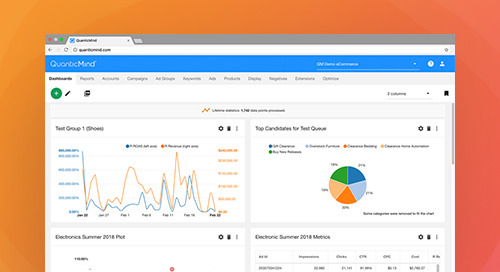 QuanticMind Unveils New Interface for Search and Shopping Platform Powered by Machine Learning