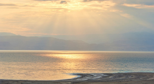 Discover your Inner and Outer Beauty on the Shores of the Dead Sea