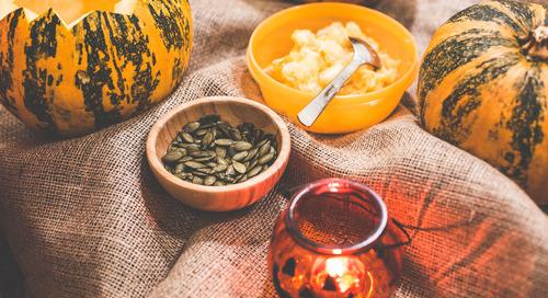 No Trick, All Treat: Pumpkin Recipes that will Nourish your Skin