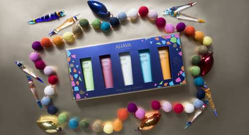 [Interactive Quiz]: Which AHAVA Happy Minerals Gift Should You Give for the Holidays?