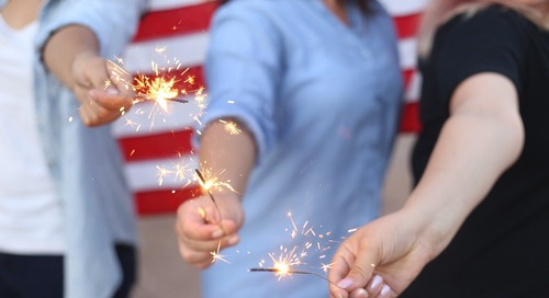 Prepping for 4th of July : Keeping Healthy & Hydrated for Perfect Holiday Glow