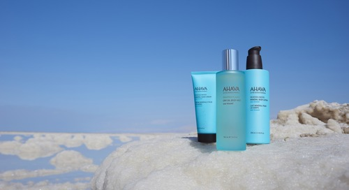 Skin Saviors: AHAVA Beauty Favorites