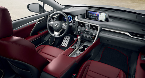 Lexus: A Guam Luxury Auto Favorite