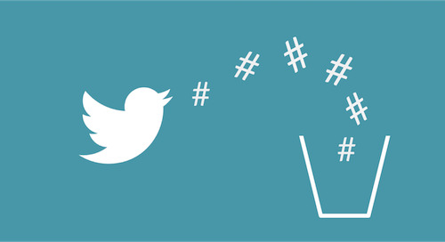 [Infographic] Why Some Twitter Hashtags are Totally Worthless