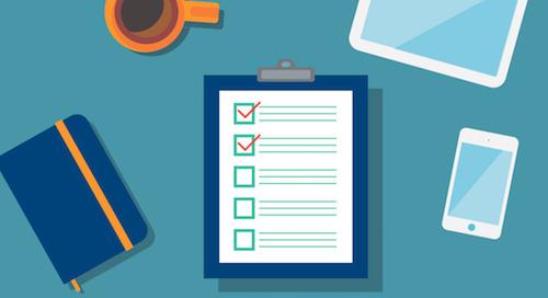 Email Marketing Campaign Checklist