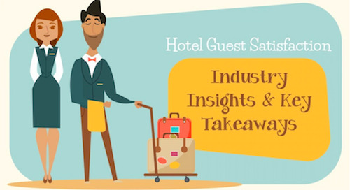 [Infographic] Hotel Guest Satisfaction Industry Insights
