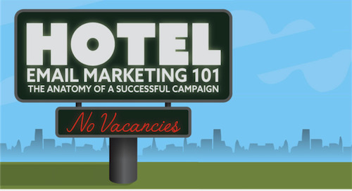[Infographic] Hotel Email Marketing 101: The Anatomy of a Successful Email