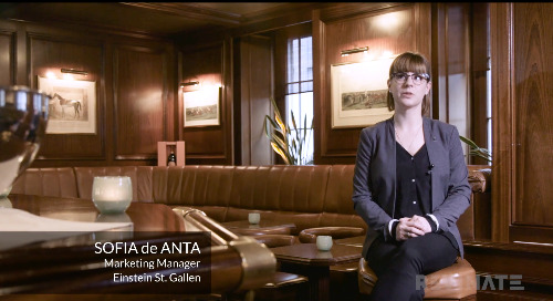 Einstein Hotels - Sofia de Anta; Marketing Manager
