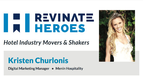 Revinate Heroes: Kristen Churlonis