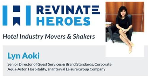 Newest Revinate Hero: Lyn Aoki
