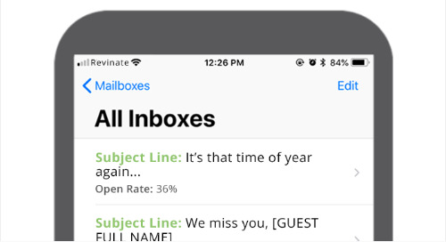 Top Hotel Marketing Subject Lines for May 2018 – APAC