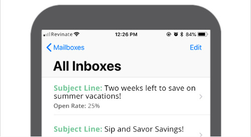 Top Hotel Marketing Subject Lines of June 2018 – North America