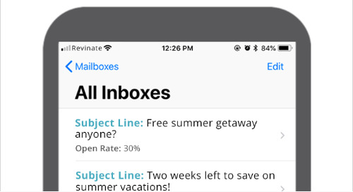 Top Hotel Marketing Subject Lines of July 2018 – North America