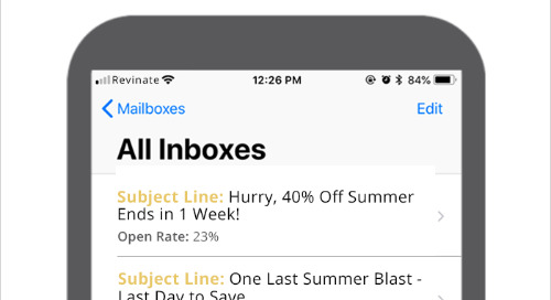 Top Hotel Marketing Subject Lines of August 2018 – North America