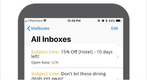 Top Hotel Marketing Subject Lines of August 2018 – APAC