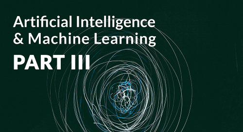 AI and Machine Learning in Hospitality: Part III