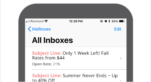 Top Hotel Marketing Subject Lines of September 2018 – North America