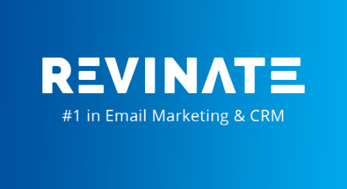 Revinate #1 in Email Marketing – Here's Why We Will Stay On Top