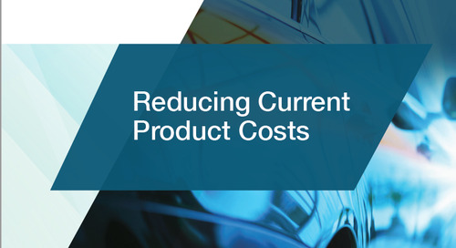 Reducing Current Product Costs
