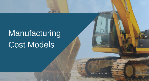 Manufacturing Cost Models for Agriculture & Construction
