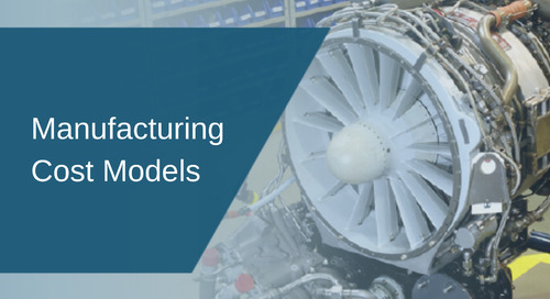 Manufacturing Cost Models for Aerospace