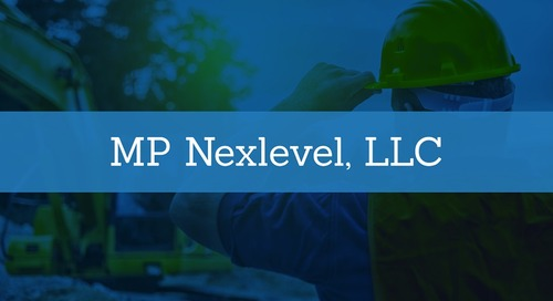 MP Nexlevel: A Construction Company Rebuilds Their Recruitment Strategy