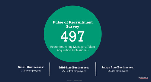 Pulse of Recruitment Insights for Enterprise