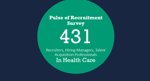 Pulse of Recruitment Insights for Health Care