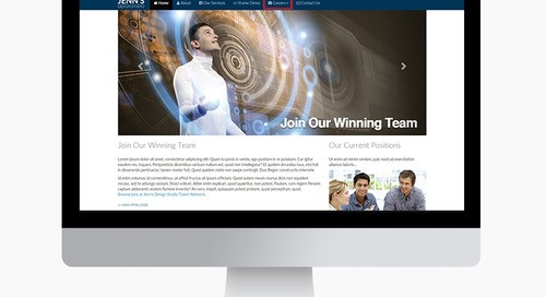 Talent Network: Fill Your Candidate Pool Quickly with Engage as Your Career Site