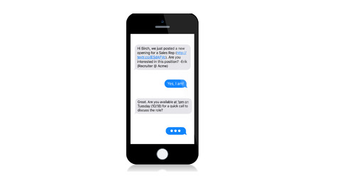 Talent Network and TextRecruit: Connect with More Candidates via Text Message