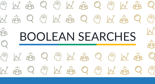 Becoming A Sourcing Pro: Boolean Search Fundamentals