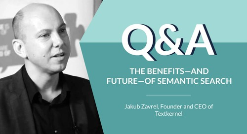 The Benefits of Recruiters Using Semantic Search Engines