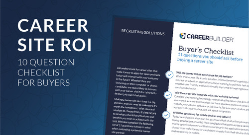 What to Know About Career Sites Before You Buy