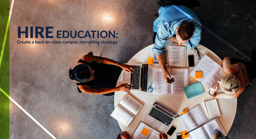 How to Build an A+ Campus Recruiting Strategy