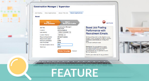 Boost The Effectiveness Of Targeted Email Campaigns with Job Boost