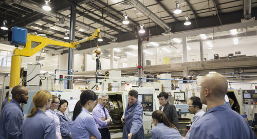How to Close the Skills Gap in the Manufacturing Industry