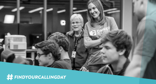 It's Not Too Late: Sign Up to Host #FindYourCallingDay Event