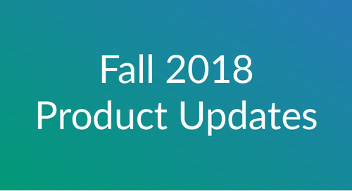 CareerBuilder Fall 2018 Product Updates and Enhancements