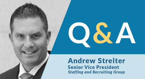 Get to Know CareerBuilder's New SVP of Staffing and Recruiting