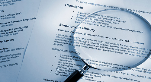 3 ways to improve your resume database search