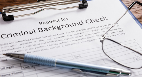 4 Things to Look for When Choosing Your Background Check Provider