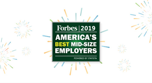 CareerBuilder named one of America's Best Mid-Size Employers for 2019