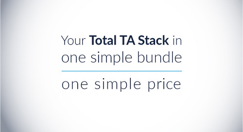 Your whole TA process in one simple package