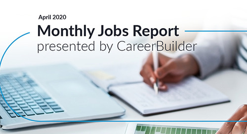 Monthly jobs report: March 2020 review
