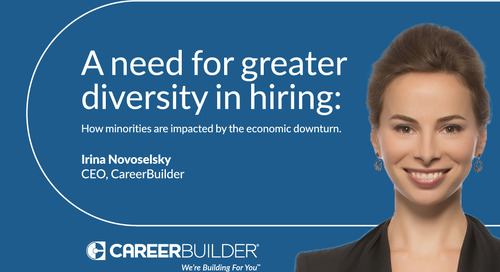 How companies can improve diversity in hiring from CareerBuilder CEO Irina Novoselsky