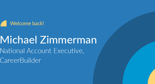 CareerBuilder employee spotlight – meet Michael Zimmerman
