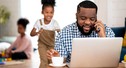 Help avoid burnout and retain employees who are working parents